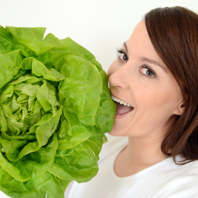 """Vegan Nutrition"" stock image"