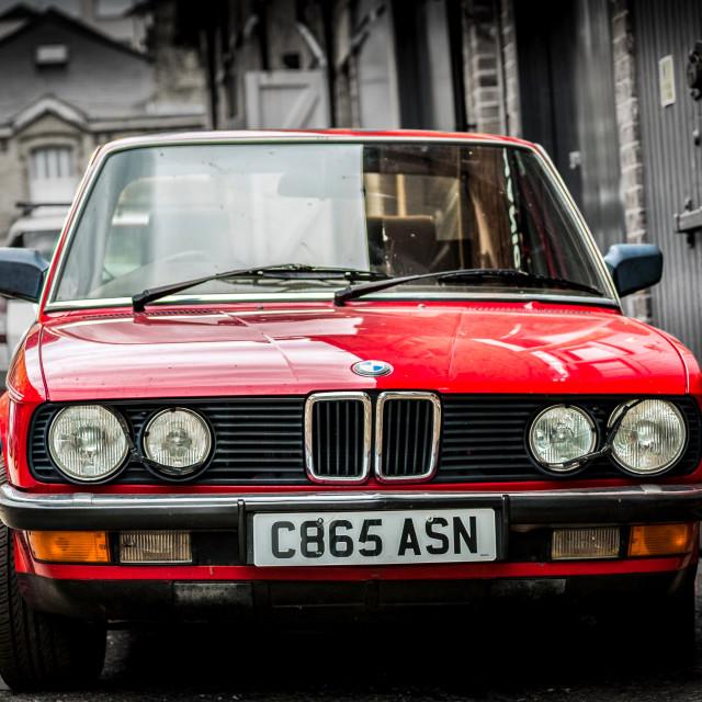 """BMW"" stock image"
