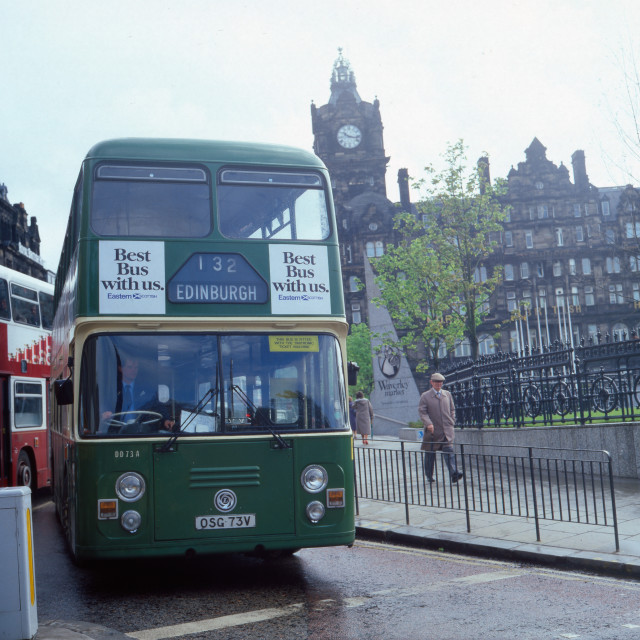 """Schottland / Edinburgh"" stock image"