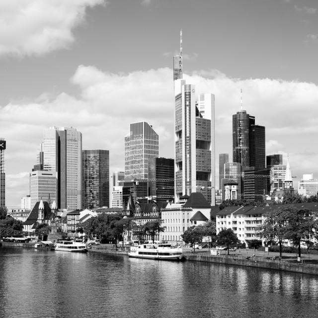 """Frankfurt 68"" stock image"