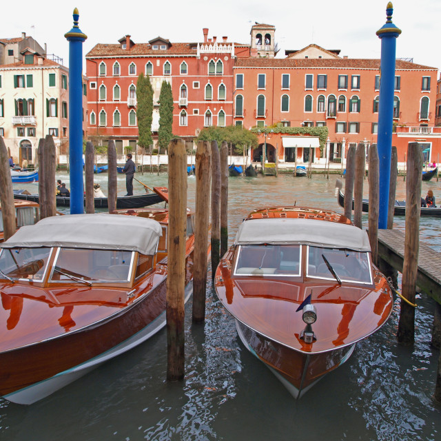 """Weekend in Venice"" stock image"