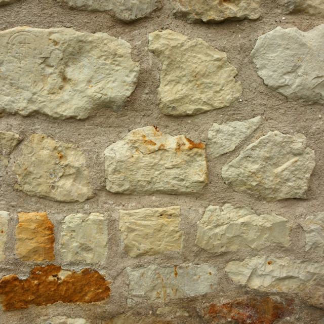 """Old,stone wall interesting background"" stock image"