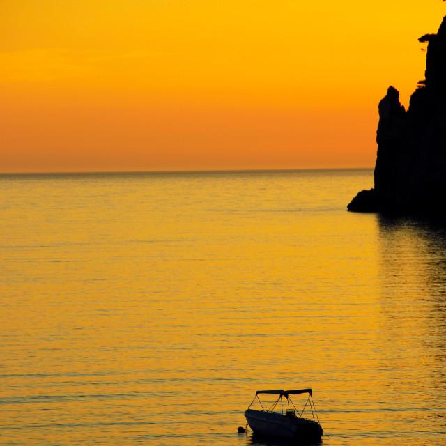 """Scenes of Corfu"" stock image"