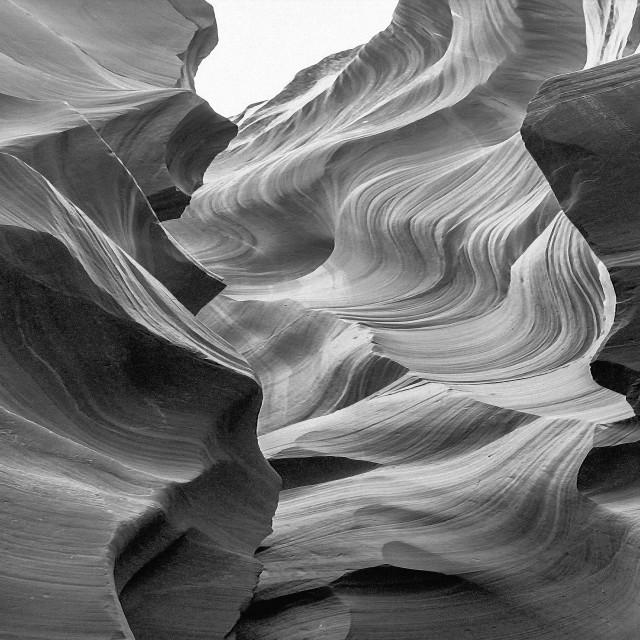 """Antelope Canyon 05"" stock image"