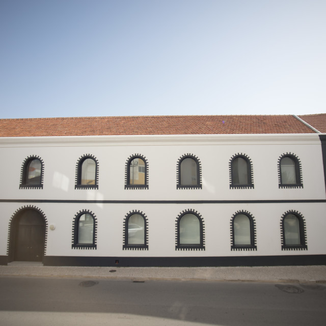"""PORTUGAL ALGARVE PORTIMAO MUSEUM CAN FACTORY"" stock image"