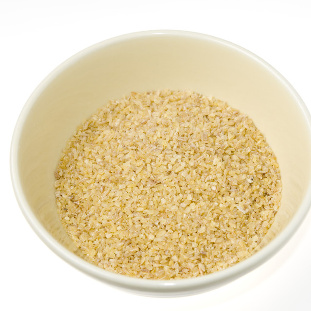 """Bulgur"" stock image"
