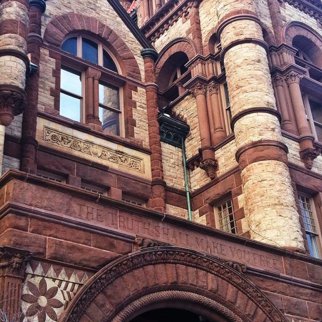 """Romanesque architecture"" stock image"