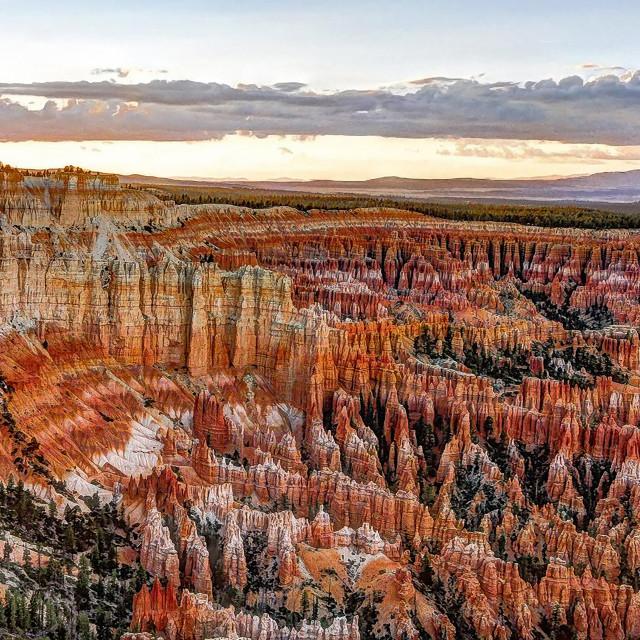 """Bryce Canyon 35"" stock image"