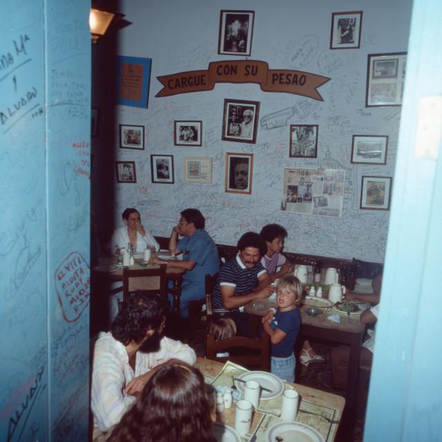 """Kuba / Havanna"" stock image"