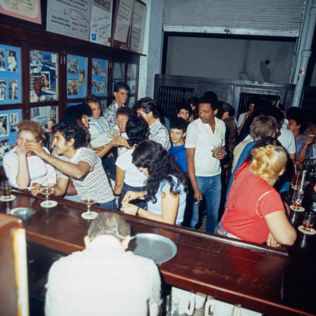 """Kuba, Havanna"" stock image"