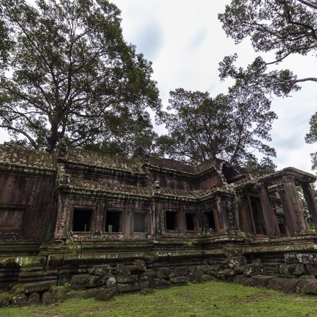 """Angkor Vat"" stock image"