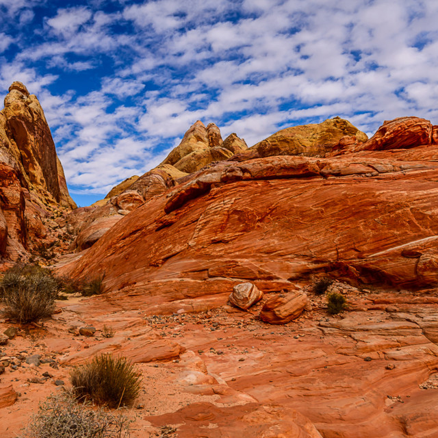"""Valley of Fire 31"" stock image"