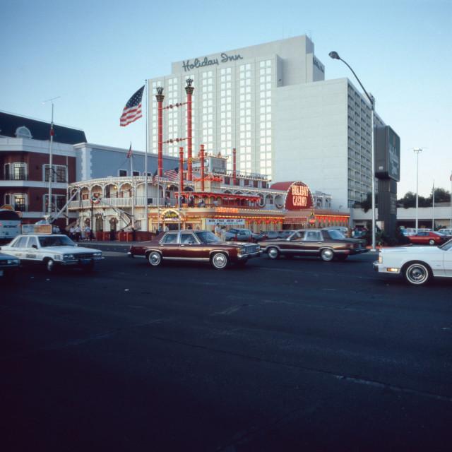 """""""USA / Nevada / Las Vegas"""" stock image"""