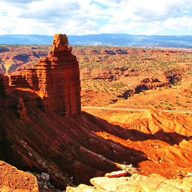 """""""Capitol Reef 039"""" stock image"""