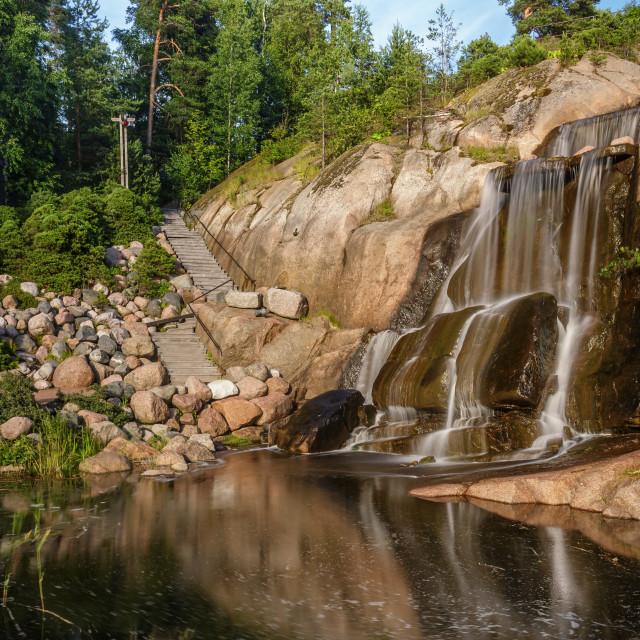 """Sapokka landscape park"" stock image"