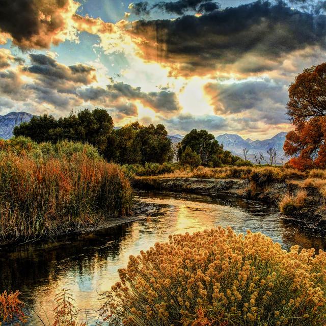 """Landscape 15"" stock image"