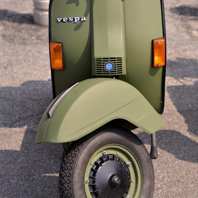 """Vespa"" stock image"