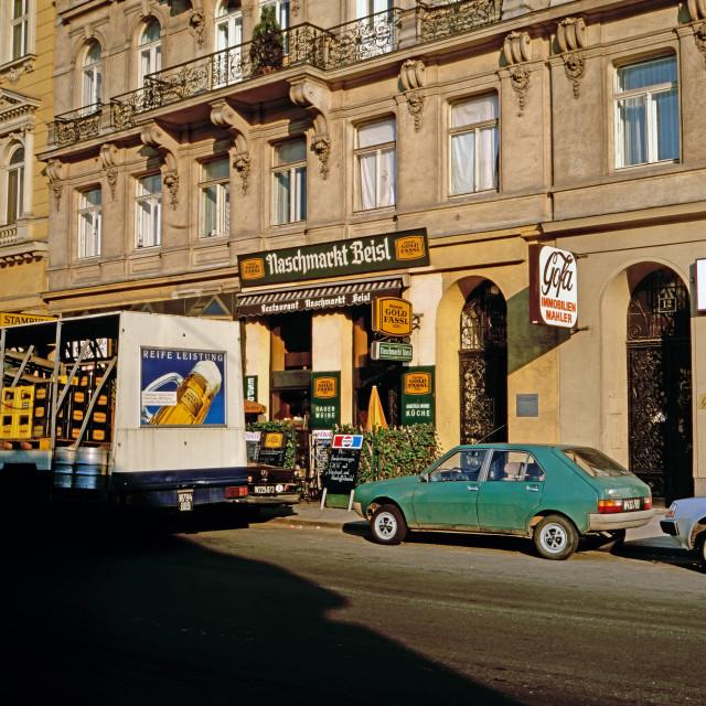 """""""Wien / Österreich"""" stock image"""