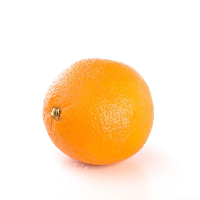 """Orange"" stock image"