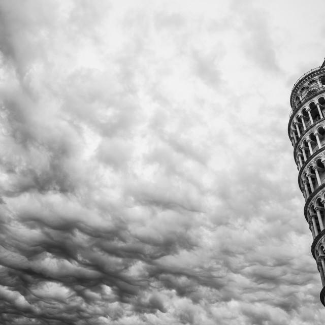 """Pisa Tower"" stock image"