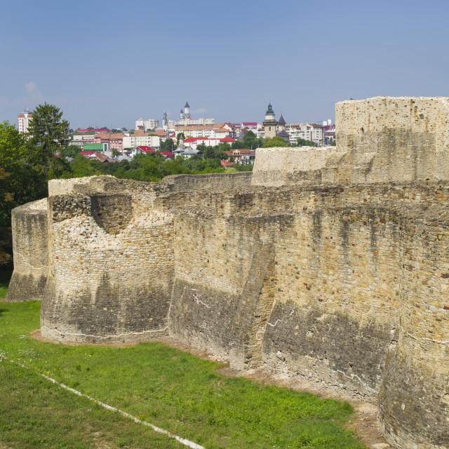 """Fortress bastion"" stock image"