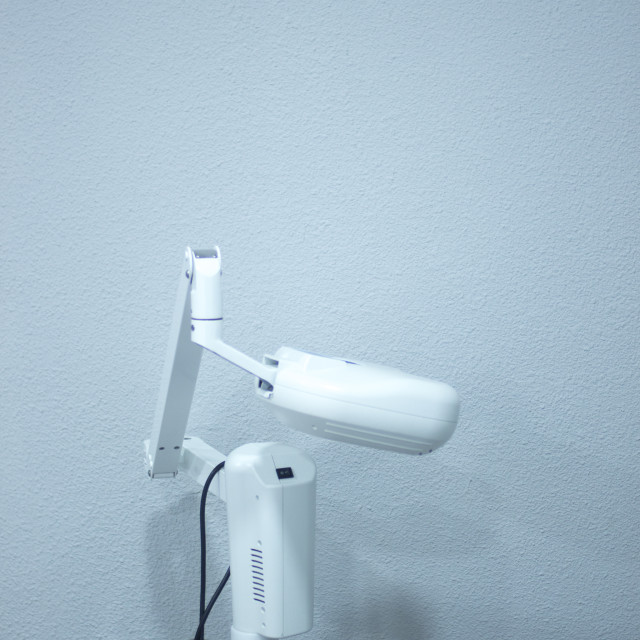 """""""Dentists dental chair"""" stock image"""