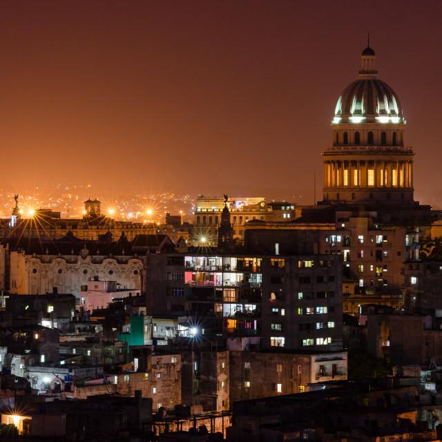 """Havanna erleben, Kuba"" stock image"