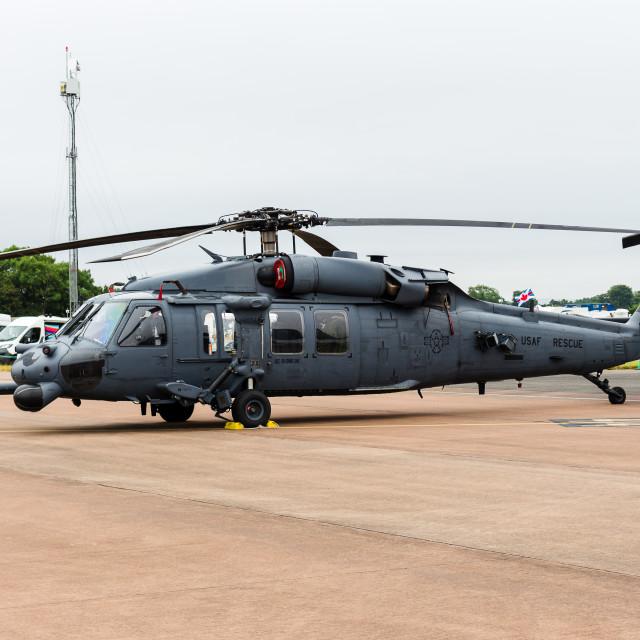 """HH-60G Pave Hawk"" stock image"