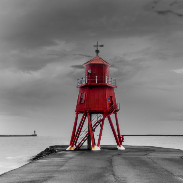 """color popped groyne"" stock image"