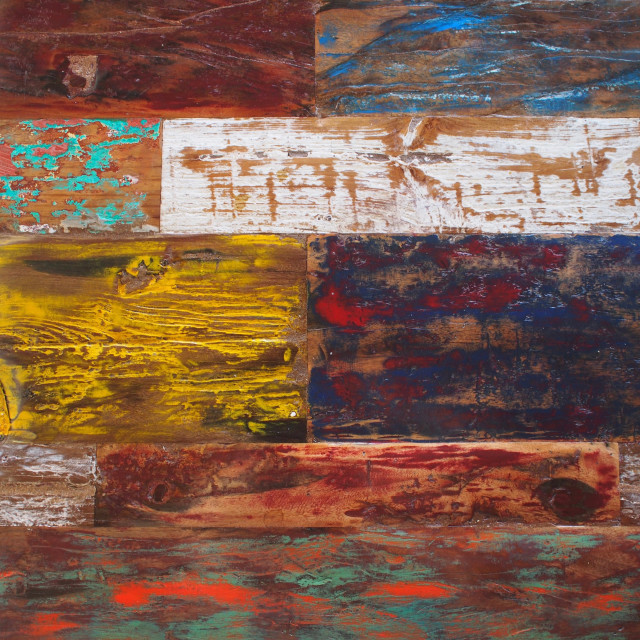 """Painted wood table top"" stock image"