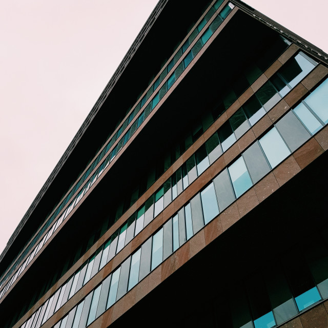 """Markthal, Rotterdam"" stock image"