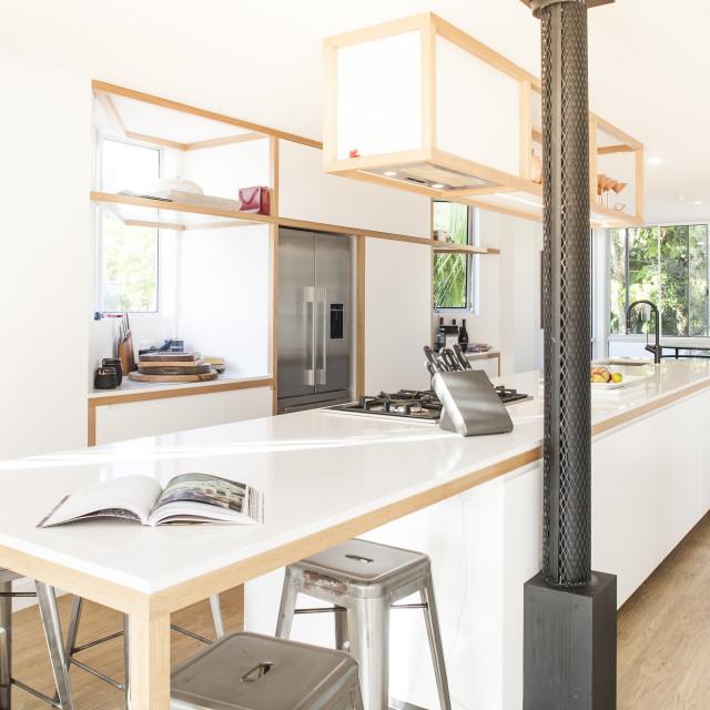 """Dream kitchen"" stock image"