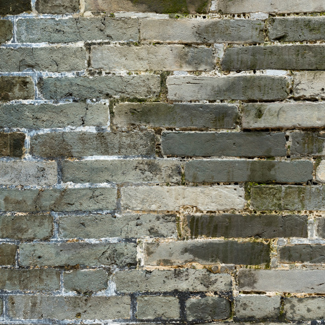 """Brick wall texture"" stock image"