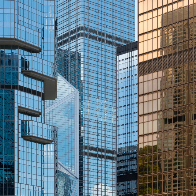 """Business skyscraper building"" stock image"