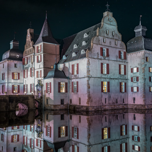 """Schloss Bodelschwingh"" stock image"