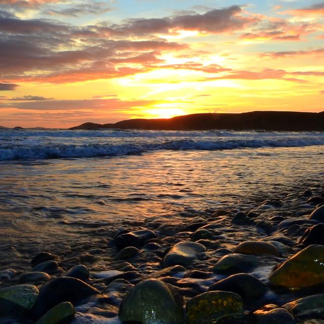 """Pembrokeshire beauty"" stock image"