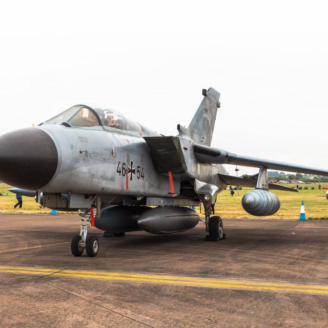 """Panavia Tornado ECR"" stock image"