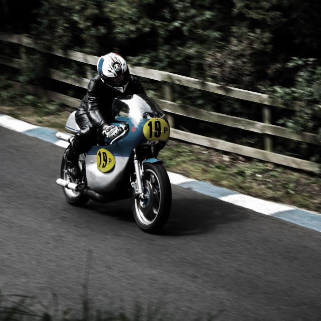 """Suzuki TR500"" stock image"