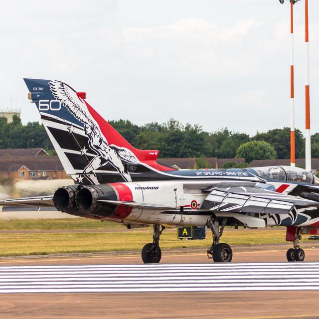 """Panavia A-200A Tornado"" stock image"
