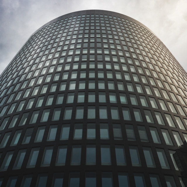 """""""RWE Tower Dortmund"""" stock image"""