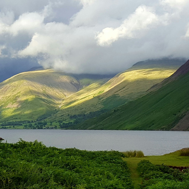 """Wastwater"" stock image"