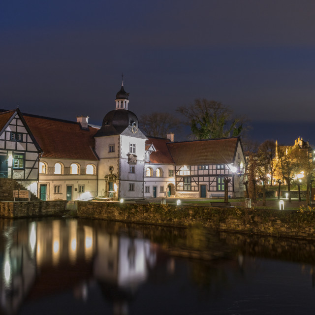 """Haus Rodenberg Dortmund"" stock image"
