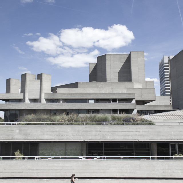 """Southbank Centre"" stock image"