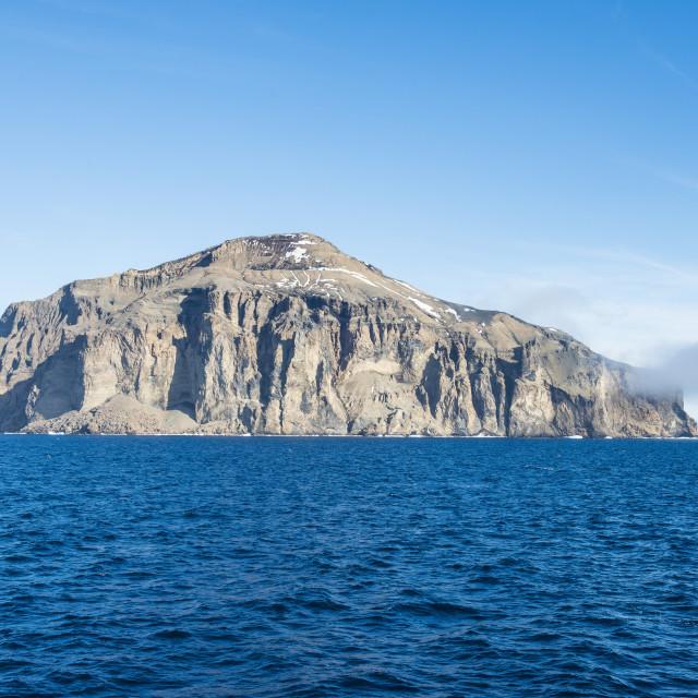 """Paulet island, Weddell, Sea, Antarctica, Polar Regions"" stock image"