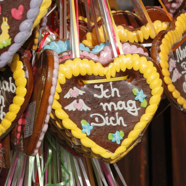 """""""Oktoberfest, Munich, Upper Bavaria, Bavaria, Germany"""" stock image"""