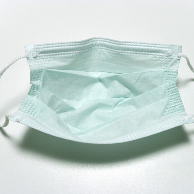 """""""Surgical Mask"""" stock image"""