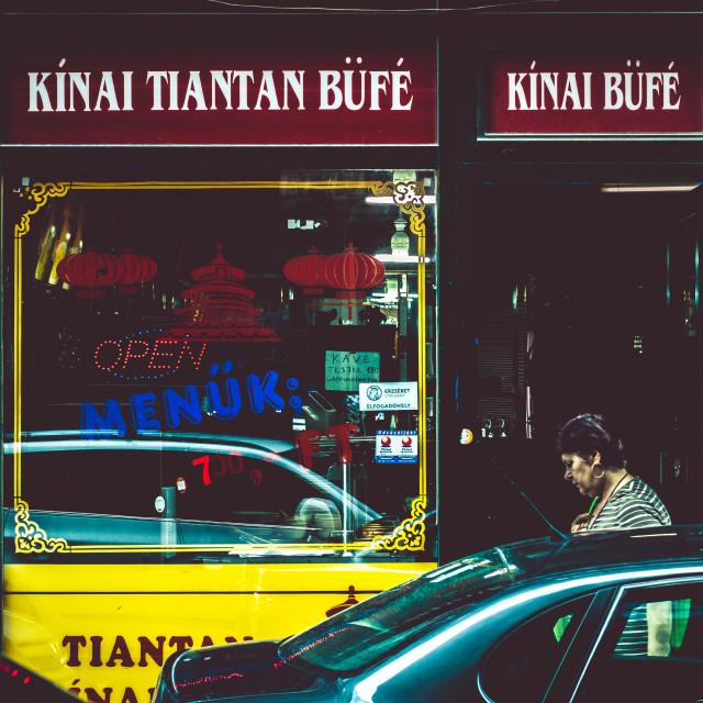 """""""Bufe"""" stock image"""