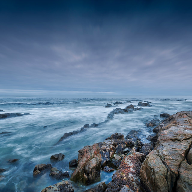 """Incoming Tide 2"" stock image"