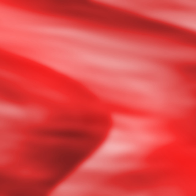 """""""Red Streaks And Waves"""" stock image"""