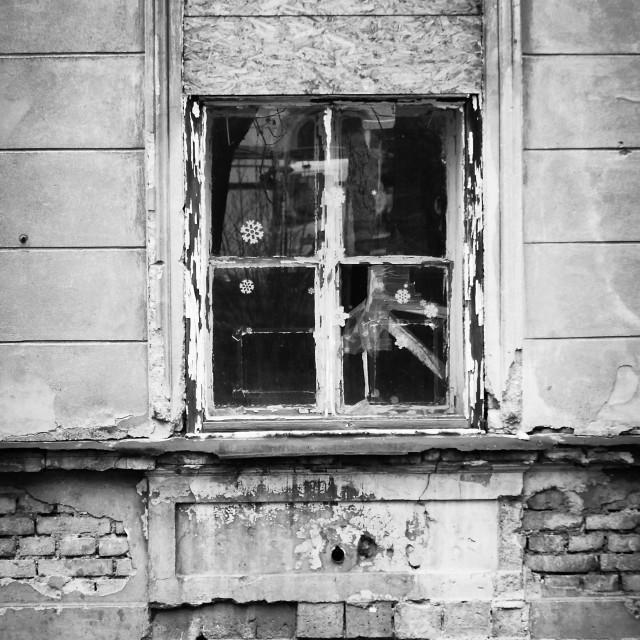 """""""Abandoned house 6"""" stock image"""